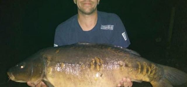 33lb for Rob